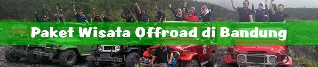 Paket Wisata Offroad di Bandung Murah