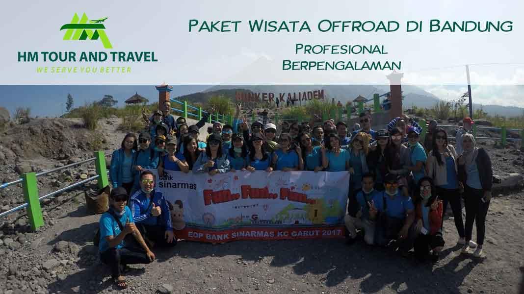 Paket Wisata Offroad di Bandung Murah Mewah