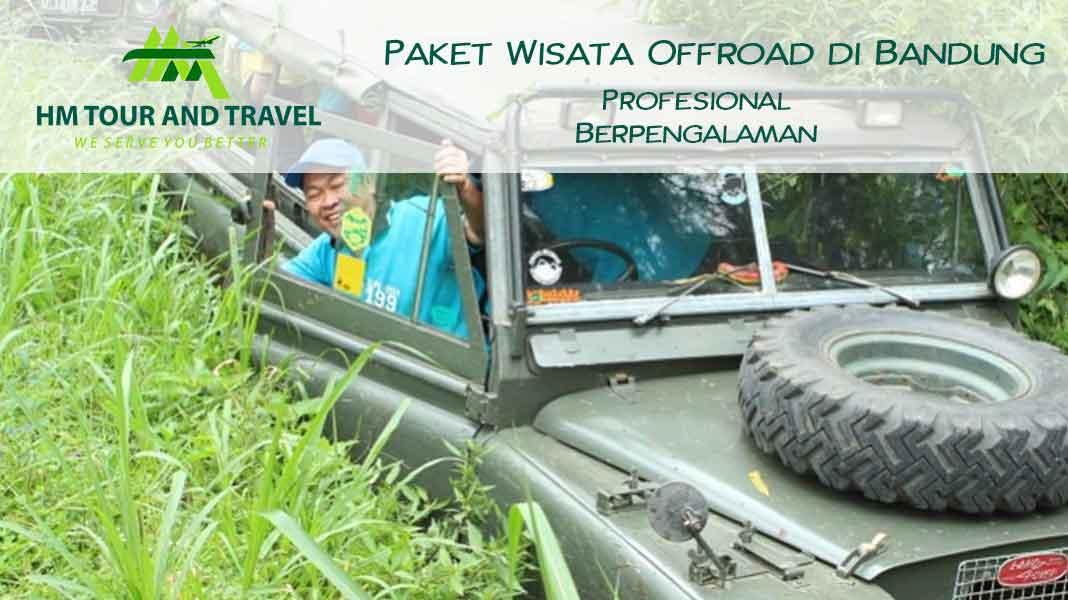 Paket Wisata Offroad di Bandung Murah Profesional berpengalaman