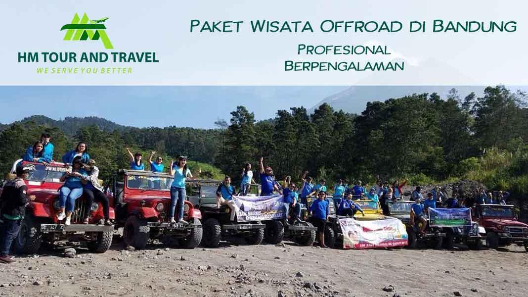 Paket Wisata Offroad di Bandung Murah berpengalaman