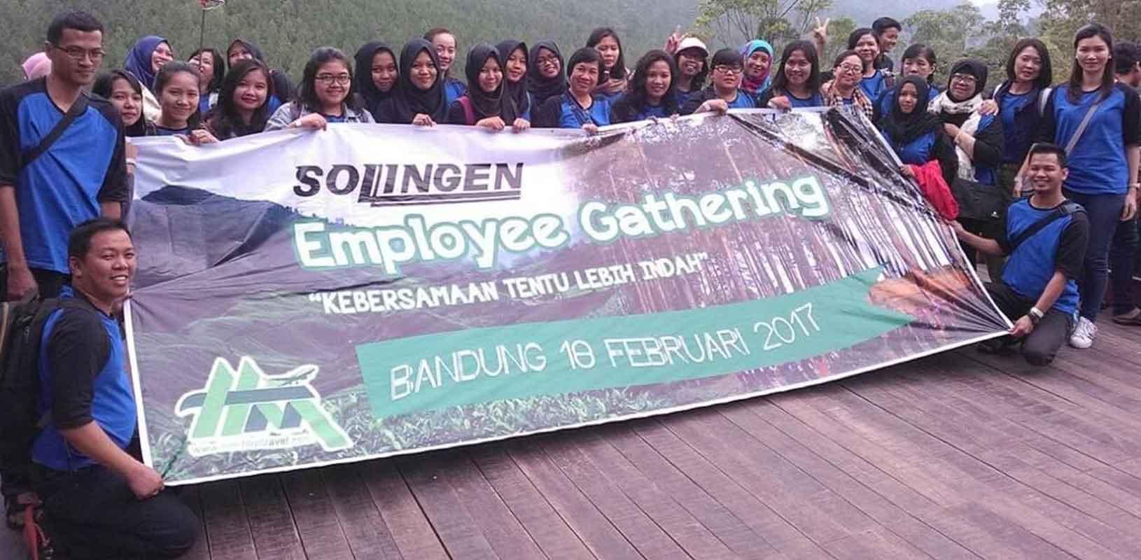 Paket Gathering Bandung HM Tour & Travel