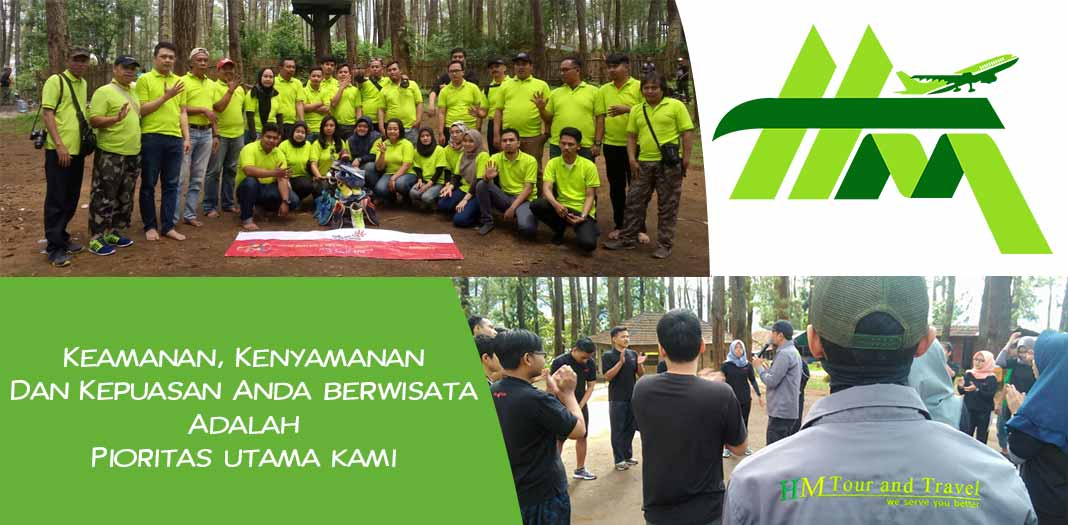 Paket Wisata Family Gathering Bandung Terbaru Murah