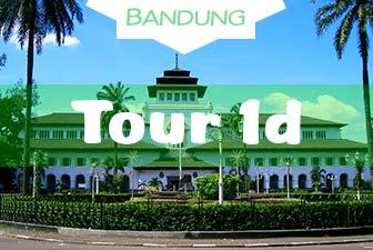 Paket wisata Bandung 1 hari
