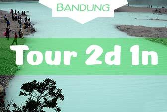 Paket wisata Bandung 2 hari 1 malam tidak jadi