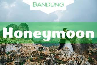 Paket wisata Bulan Madu di Bandung Honeymoon