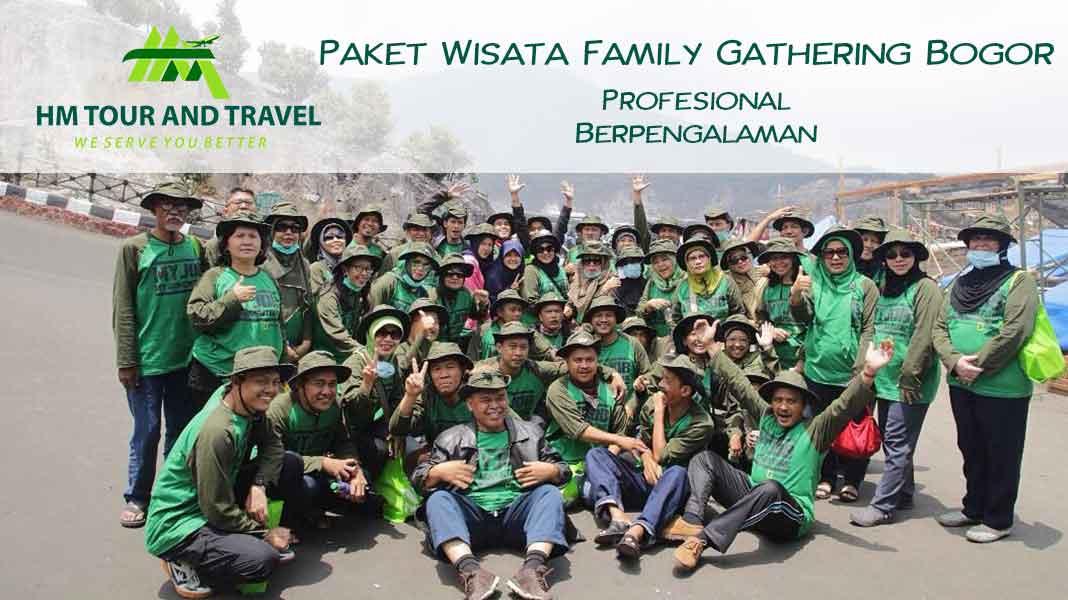 Paket Wisata Family Gathering Bogor Murah Profesional